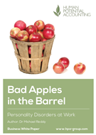 Bad Apples front page